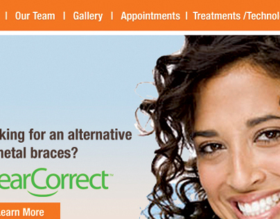 Wright Dental Care Website