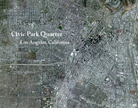 Civic Park Quarter | Los Angeles | Urban Design Studio