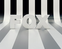FOX Japan / rebrand pitch presentation