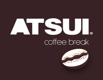 WAYFINDING SYSTEM - ATSUI coffee break