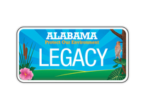 Legacy Automobile Tags