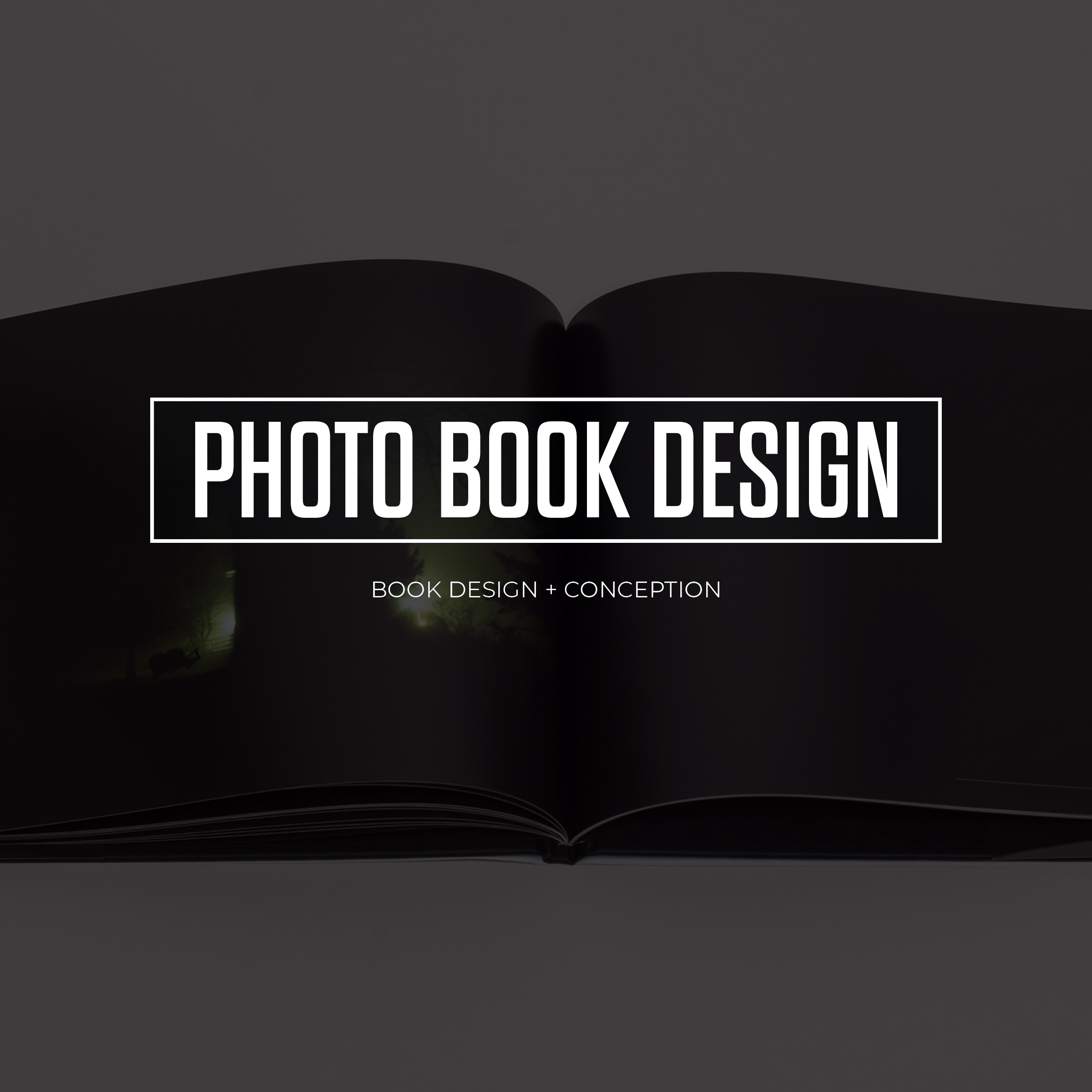 Photography & Design Collaboration Book