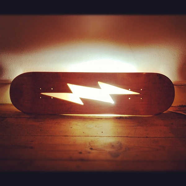 Lightening Skateboard ⚡WIP⚡
