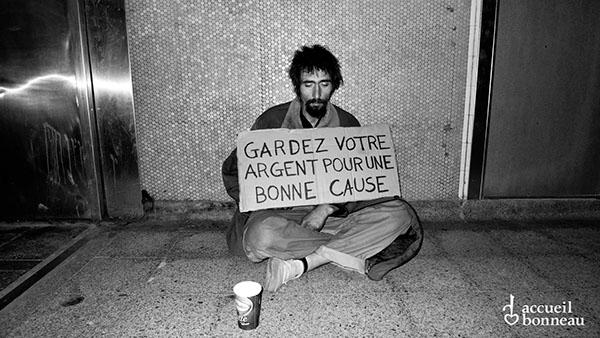 Montreals homeless help lAccueil Bonneau