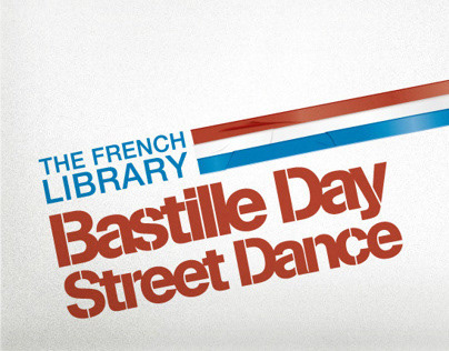 Bastille Day Street Dance