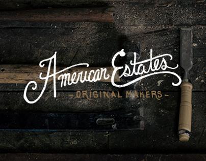 American Estates - Branding / Creative Direction