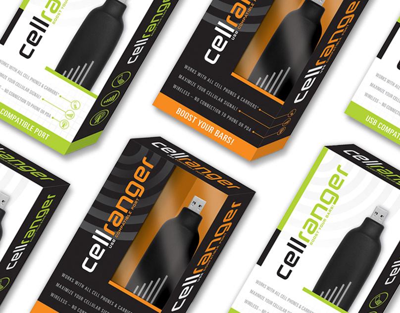Packaging: Cell Ranger logo & package