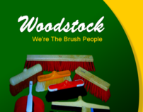 WOODSTOCK BRUSH