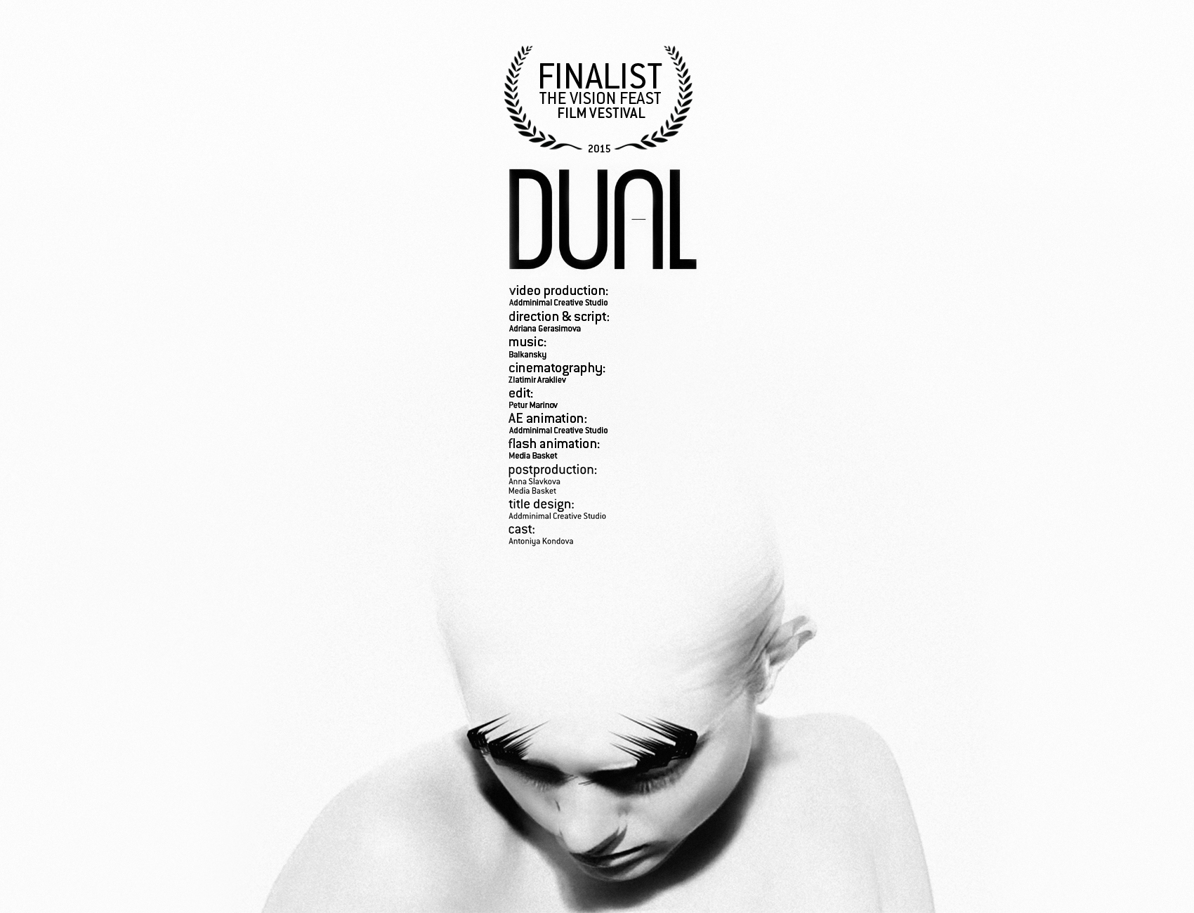 DUALITY_Teaser / By ADDMINIMAL Cr. Studio / May 2012