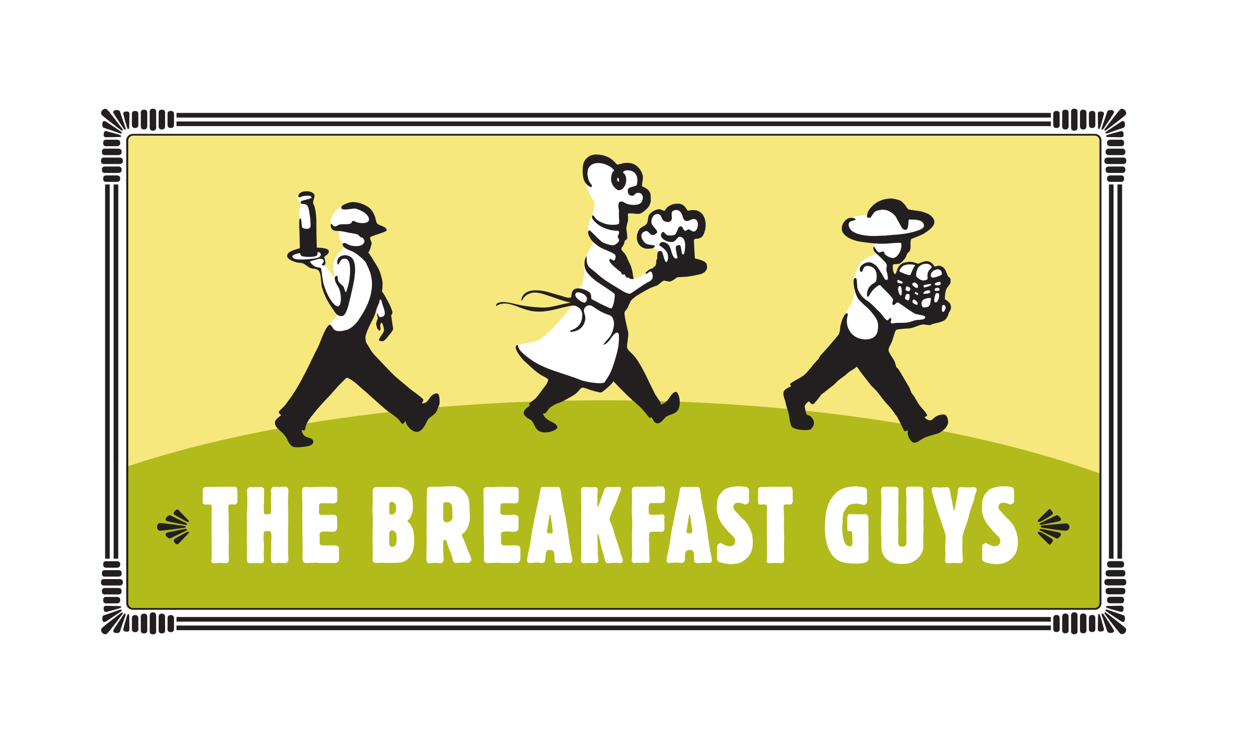 Breakfast Guys Branding System