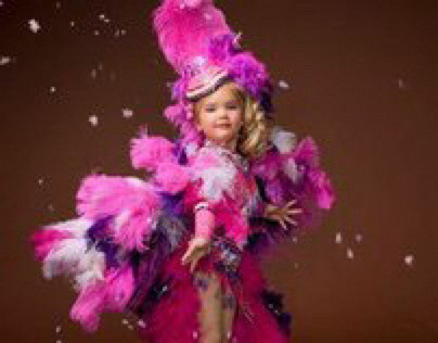 Toddlers and Tiaras -George Lange