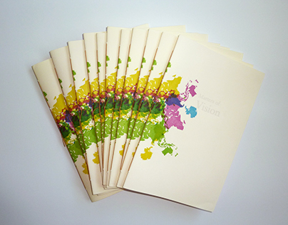 Matters of Vision letterpress chapbook