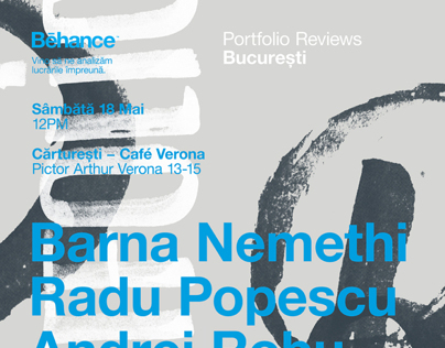 The Type Collective x Behance Reviews 2013