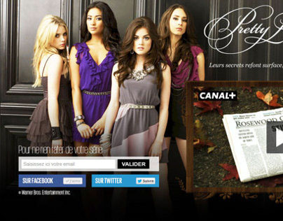 D17.tv / Pretty Little Liars - page