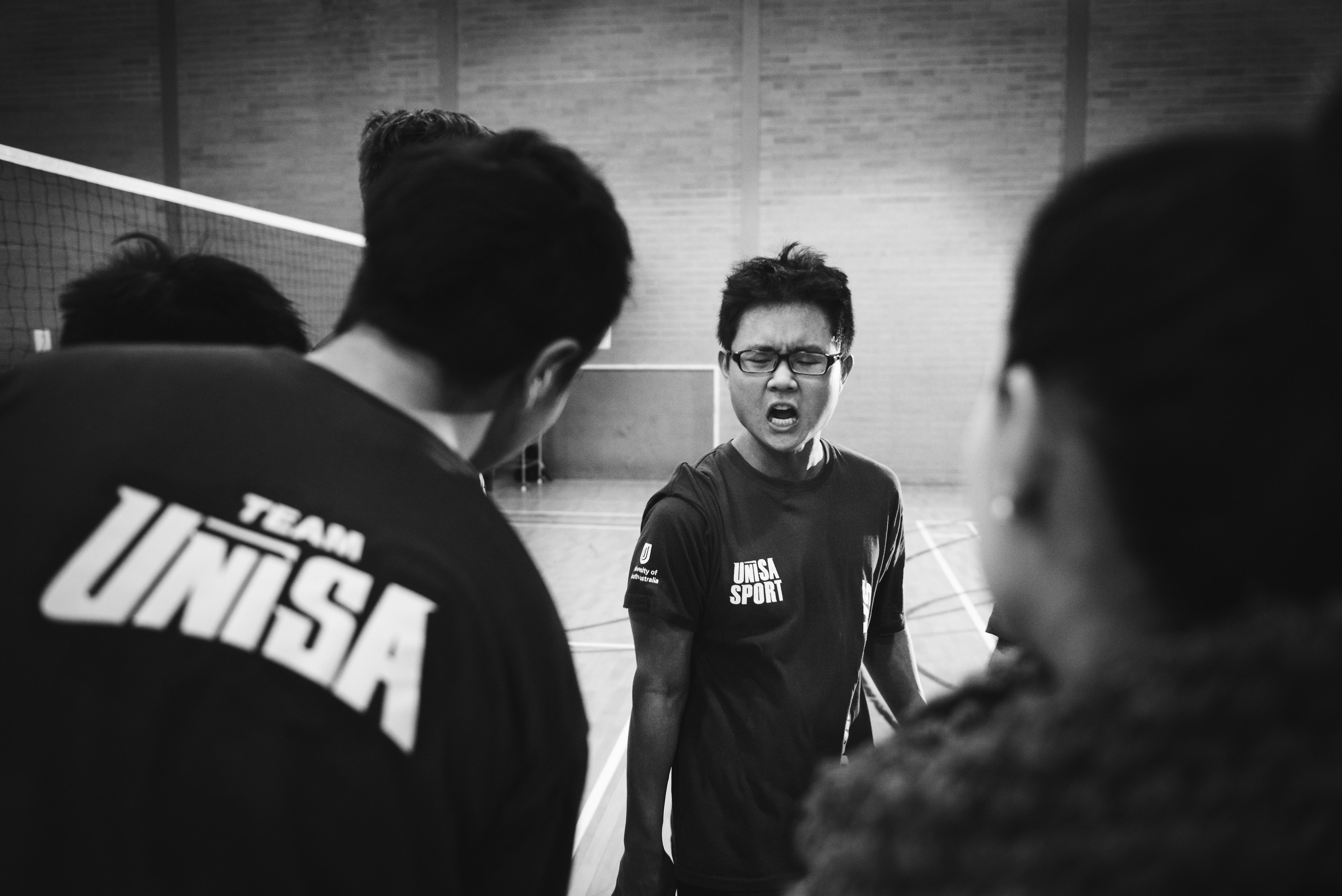 Team UniSA + UniSA Sport identities