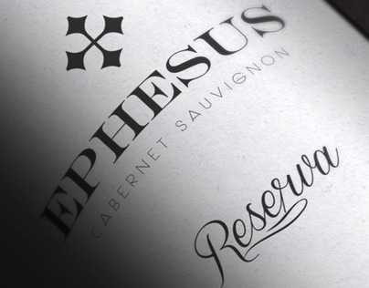 Ephesus Wine Product Design