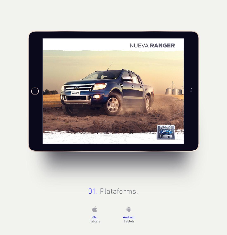 Ford Argentina Sourcebook