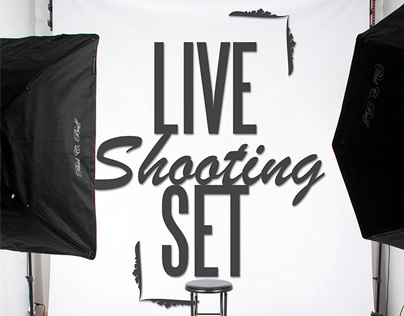LIVE SHOOTING SET - POSTER