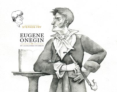 Stephen Fry reads Eugene Onegin website