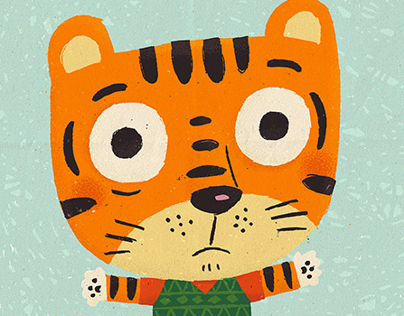 Tiger Board Books