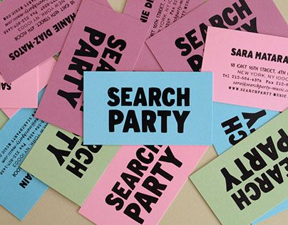 Search Party Music