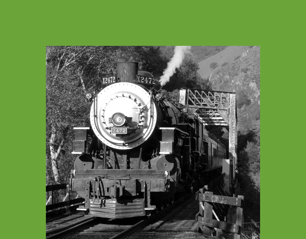 Golden Gate Railroad Museum Guidebook