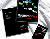 "UWEC ""Research Day"" Ad Campaign"