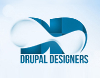 Drupal designers web and logo design