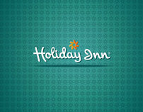 Holiday Inn Stationery