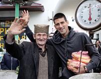 /// Novak Djokovic, Friend of ours /// CASE