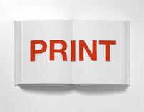 Advertising - Prints