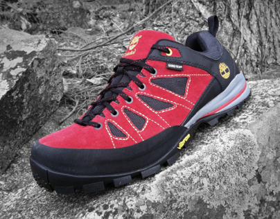 Timberland Summitscape | Footwear Design
