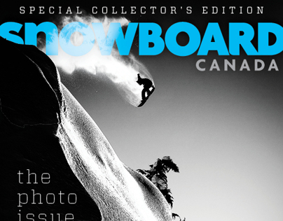 Snowboard Canada / Issue Four (vol 20)