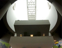SF MOMA Panorama