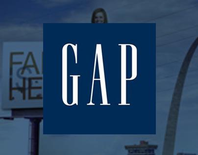 Gap Fall Ad