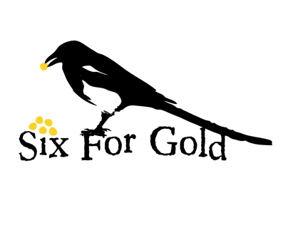 Six For Gold: Logo & Brand Development