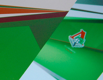 "Folders. Football club ""Lokomotiv Moscow"""