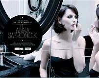 Anna Safroncik / Official Website 2012