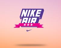 Font / Typeface / Nike