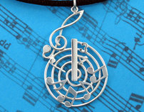 Music Inspired Jewelry
