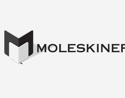 Moleskinerie Logo Proposal