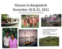 Mission to Bangladesh