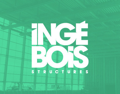 Ingébois / corporate identity