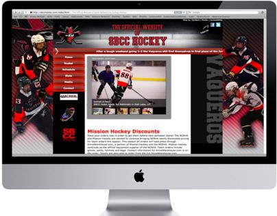 Santa Barbara City College Vaqueros Hockey