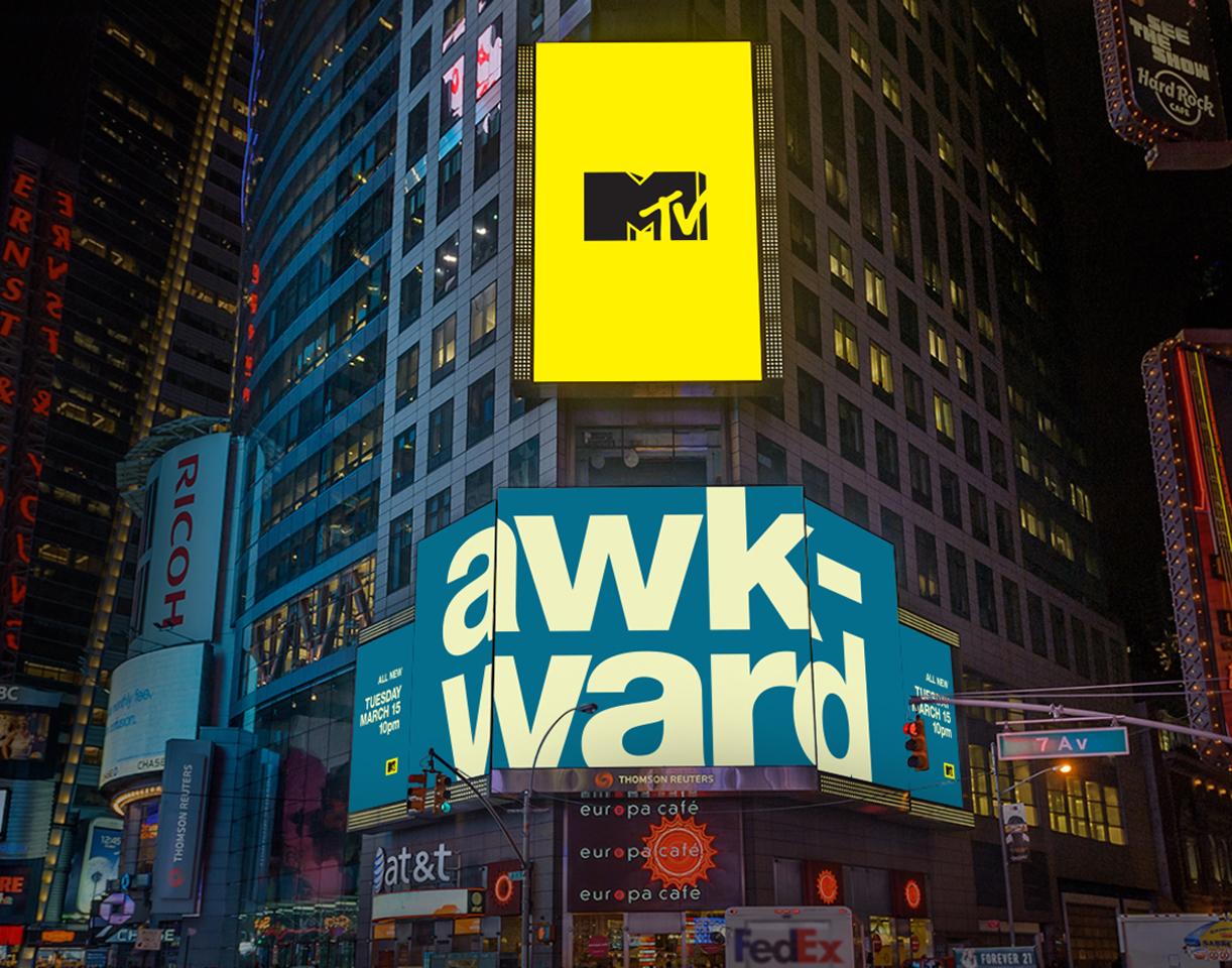 MTV – Times Square Digital Billboards
