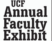 Faculty Exhibit Poster