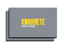 Konkrete Agency + Touring