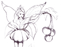 Sweet Cherry Fairy