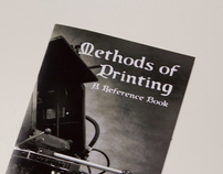 Methods of Printing Reference Booklet