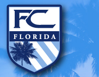 Web Design Branding Promotional Fc Florida On Behance